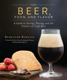 beer food and flavour